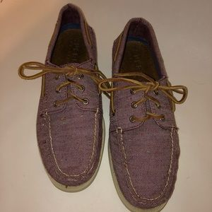 Sperry Topsider men's shoes. Like new. Size 11.